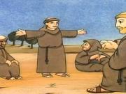 Bajka# Wędrując ze Świętym Franciszkiem