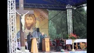 ks. John BASHOBORA - Panie uzdrów nas - RYCHWAŁD - 10.08.2013r. - cz. 2/3