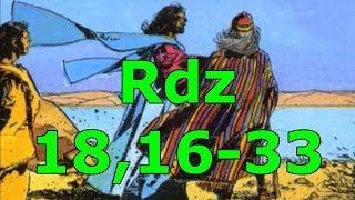 Rdz 18,16-33 Przyjaciel Boga