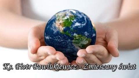Ks. Piotr Pawlukiewicz - Zmieszany świat