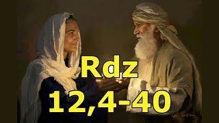 Rdz 12,4-20 Abraham jako małżonek