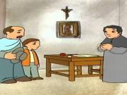 Bajka dla dzieci# Święty Robert