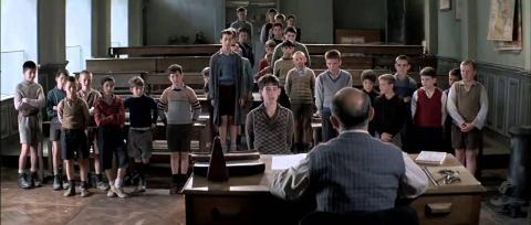 Pan od muzyki (Les choristes) - cały film lektor PL