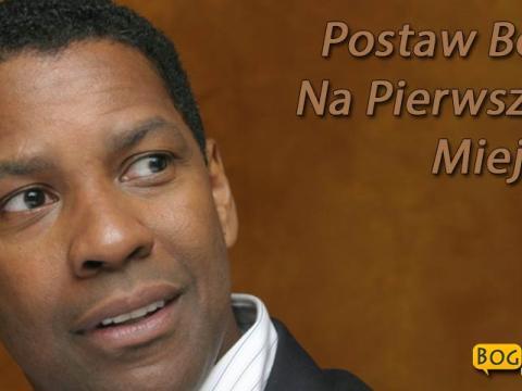 Denzel Washington - Niesamowicie Inspirujące Przemówienie dla Absolwentów