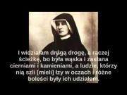Z Dzienniczka Św. Siostry Faustyny