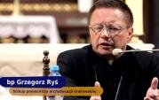 Co z ludźmi, którzy nie wytrwali w świętości- - bp Grzegorz Ryś