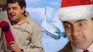 Lecę do domu na święta | Christmas Special | Mr Bean Full Episodes | Mr Bean Official