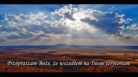 Ks. Piotr Pawlukiewicz - Przepraszam Boże, że wszedłem na Twoje terytorium  07-06-2015