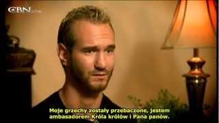 Nick Vujicic - Niezwykły - Nowe świadectwo - [PL] [HD]