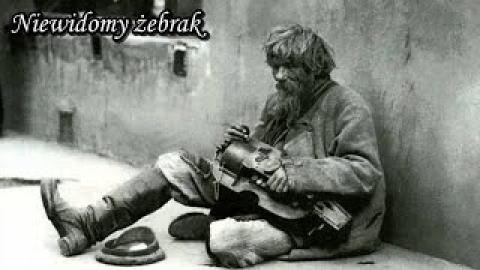 Ks. Piotr Pawlukiewicz - Niewidomy żebrak