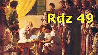 Rdz 49 Jakub błogosławi 12 synów