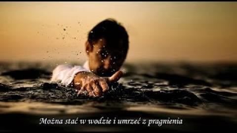 Ks. Piotr Pawlukiewicz - Można stać w wodzie i umrzeć z pragnienia