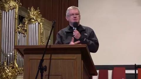 Ks Piotr Glas: O walce duchowej