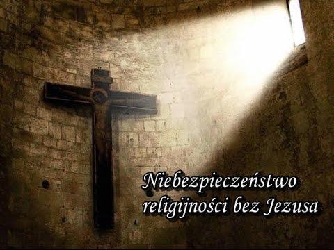 Ks. Piotr Pawlukiewicz - Niebezpieczeństwo religijności bez Jezusa