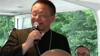 Powołanie setnika Korneliusza - bp Grzegorz Ryś