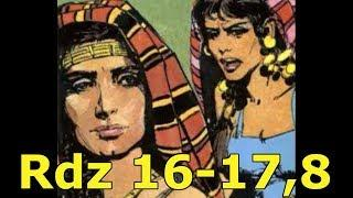 Rdz 16-17,8 Narodziny Izmaela