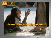 Ks Piotr Pawlukiewicz: Jezus zawsze wie co robić