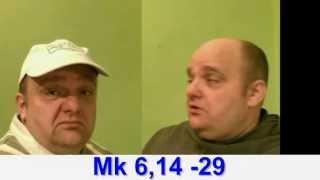 PYTANIE JASIA DO JANA -Ścięta GŁOWA - Za życie W Prawdzie - Mk 6,14-29
