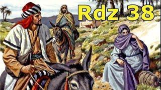 Rdz 38 Tamar ratuje Judę