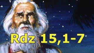 Rdz 15,1-7 Bóg tarczą Abrahama