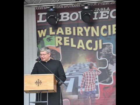 Ks. Piotr Pawlukiewicz - W Labiryncie relacji (Mini konferencja-Dębowiec 2014)