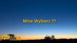 ks. Piotr Pawlukiewicz: Mnie Wybierz