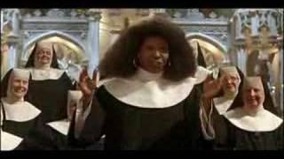 Zakonnica w przebraniu Sister Act - I Will Follow Him