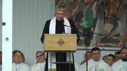 Ks. Piotr Pawlukiewicz - W Labiryncie relacji (Homilia-Dębowiec 2014)
