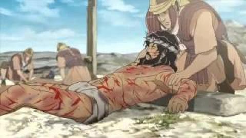 Męka Pana Jezusa - animacja