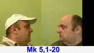 PYTANIE JASIA DO JANA - Wejść A Wyjść Ze SMOŁY - Mk 5,1-20