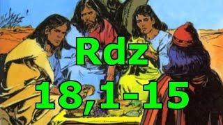 Rdz 18,1-15 Gość w dom, Bóg w dom