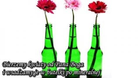 ks. Piotr Pawlukiewicz - Bierzemy kwiaty od Pana Boga i wsadzamy je w butelki po mineralnej