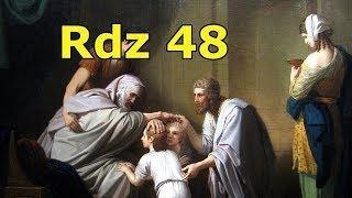 Rdz 48 Bóg wywyższa pogardzanego