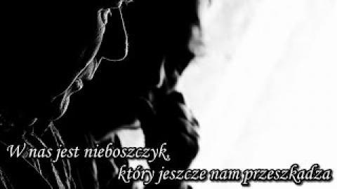 Ks. Piotr Pawlukiewicz - W nas jest nieboszczyk, który jeszcze nam przeszkadza