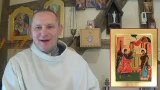 Maryjo, naucz mnie Ducha Świętego - Zwiastowanie Pańskie