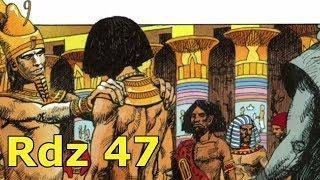 Rdz 47 Izrael osiedla się w Egipcie