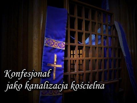 Ks. Piotr Pawlukiewicz - Konfesjonał jako kanalizacja kościelna