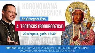 bp Grzegorz Ryś: Koronowana Służebnica (cz. 4) - Homilia