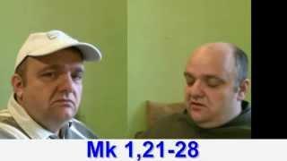 PYTANIE JASIA DO JANA - Zły Duch Się Ujawnił  - Mk 1,21-28