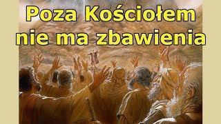 Poza Kościołem nie ma zbawienia (Wj 3, 6-8)
