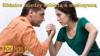Różnice między kobietą a mężczyzną