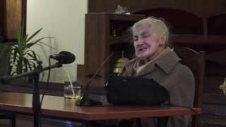 Dr Wanda Półtawska - Modlitwa w życiu św. Ojca Pio i św. Jana Pawła II (9 XII 2016 r.)