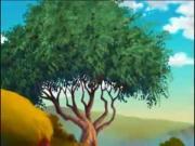 Bajka# Legenda o trzech drzewach