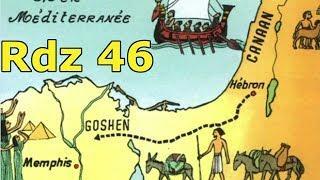 Rdz 46 Jakub osiedla się w Egipcie