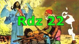 Rdz 22 Poświęcenie Izaaka