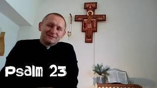 Jak odpocząć - Psalm 23