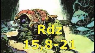 Rdz 15,8-21 Ofiara przymierza