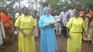 Siostry Kanoniczki Ducha Świętego w Burundi - misje w Afryce