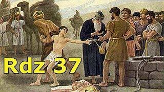 Rdz 37 Józef sprzedany Egipcjanom
