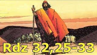 Rdz 32,25-33 Narodziny Izraela